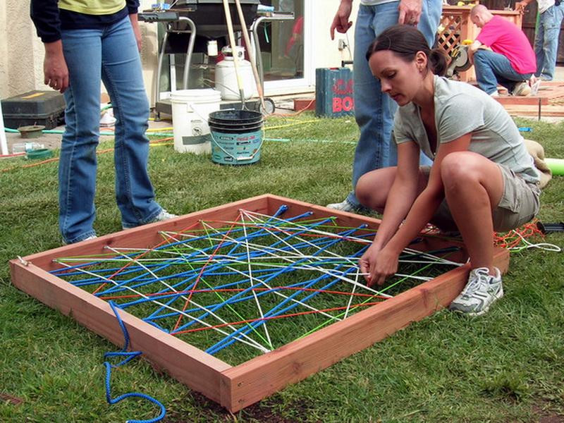 Best ideas about DIY Sandbox With Lid . Save or Pin How to & Repairs How To Build Diy Sandbox For Your Kids Now.