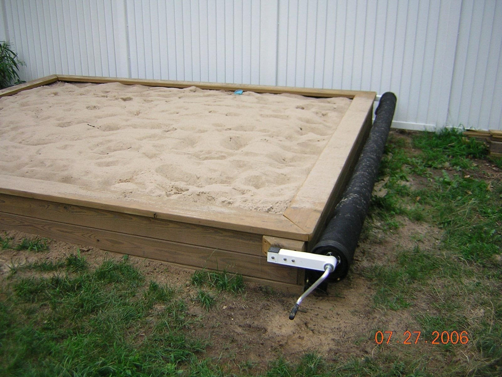 Best ideas about DIY Sandbox With Lid . Save or Pin How to Build Sandbox DIY in Easy and Fun Way Ideas Tips Now.