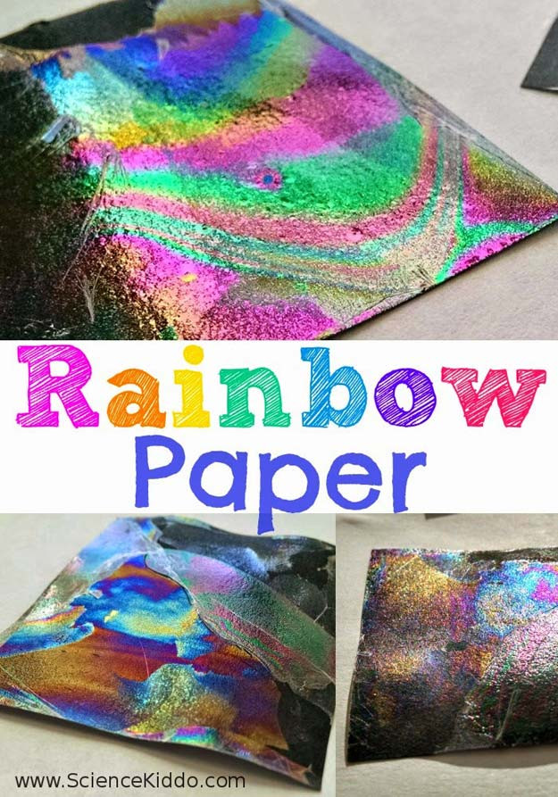 Best ideas about DIY Science Projects For Adults . Save or Pin 36 DIY Rainbow Crafts That Will Make You Smile All Day Long Now.