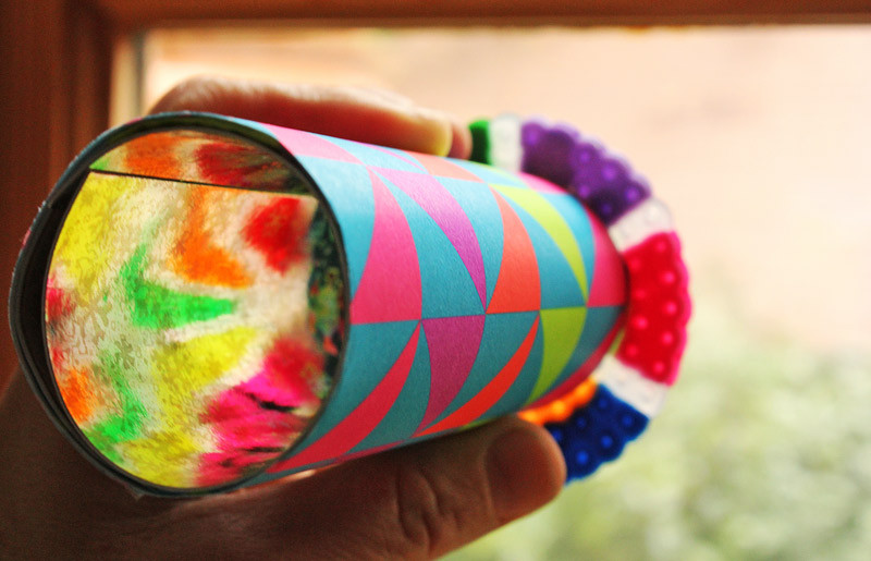 Best ideas about DIY Science Projects For Adults . Save or Pin How to Make a Teleidoscope a type of DIY Kaleidoscope Now.