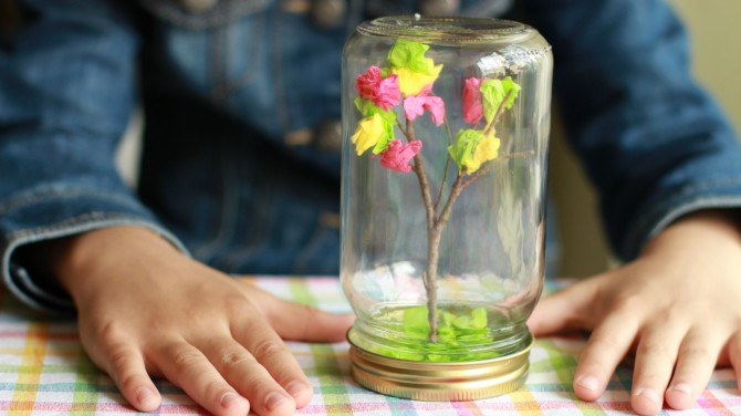 Best ideas about DIY Science Projects For Adults . Save or Pin DIY Spring Terrarium Crafts for Kids PBS Parents Now.