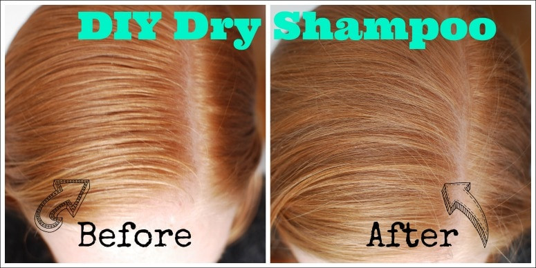 Best ideas about DIY Shampoo For Oily Hair . Save or Pin DIY All Natural Dry Shampoo 2 Ingre nts Red and Honey Now.