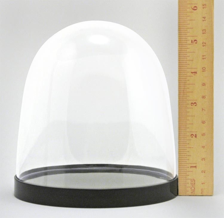 Best ideas about DIY Snowglobe Kit . Save or Pin DIY Make Your Own Snow Globe Kit w 1 XLG oval plastic Now.