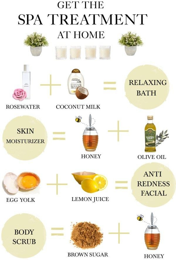 DIY Spa Treatment  Best 25 Spa specials ideas on Pinterest