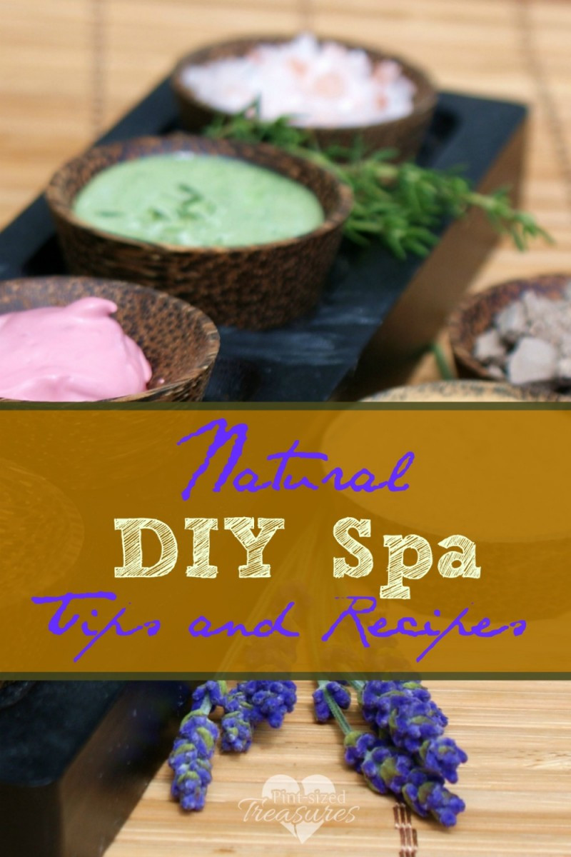 DIY Spa Treatment  DIY Spa Recipes and Tips