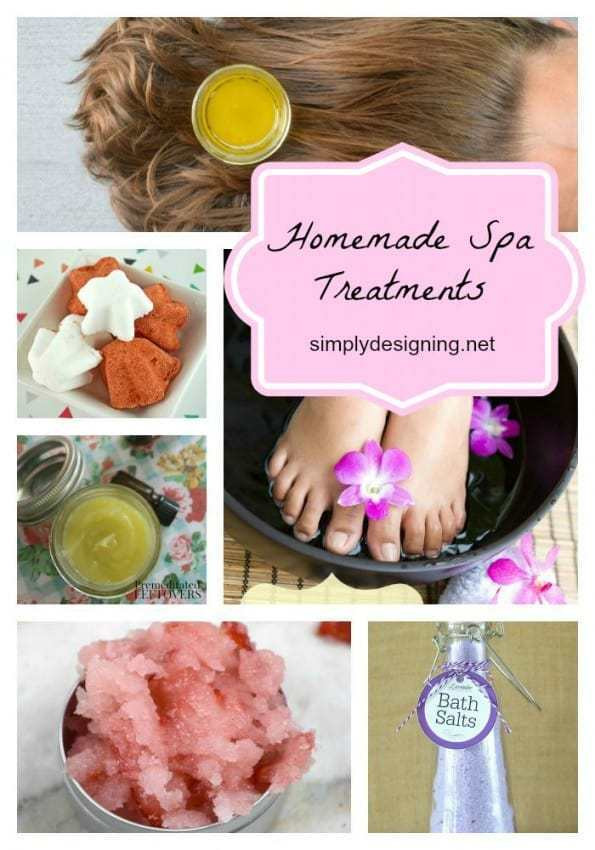 DIY Spa Treatment  Homemade Spa Treatments
