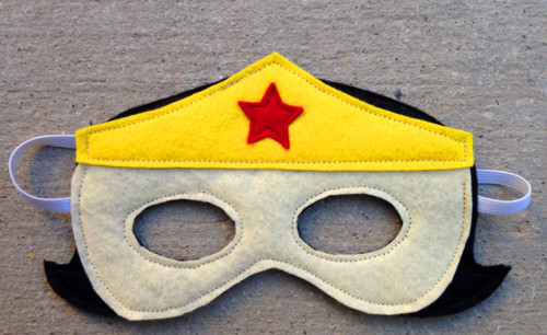 DIY Superhero Mask Template  DIY Superhero Mask Template