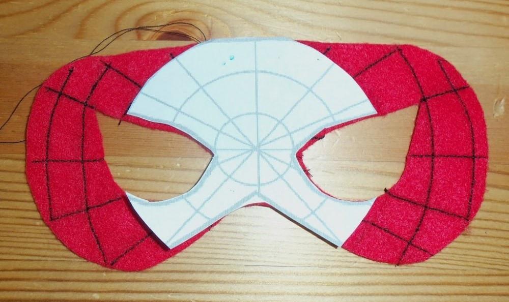 DIY Superhero Mask Template  Felt Superhero Mask Templates Cutesy Crafts