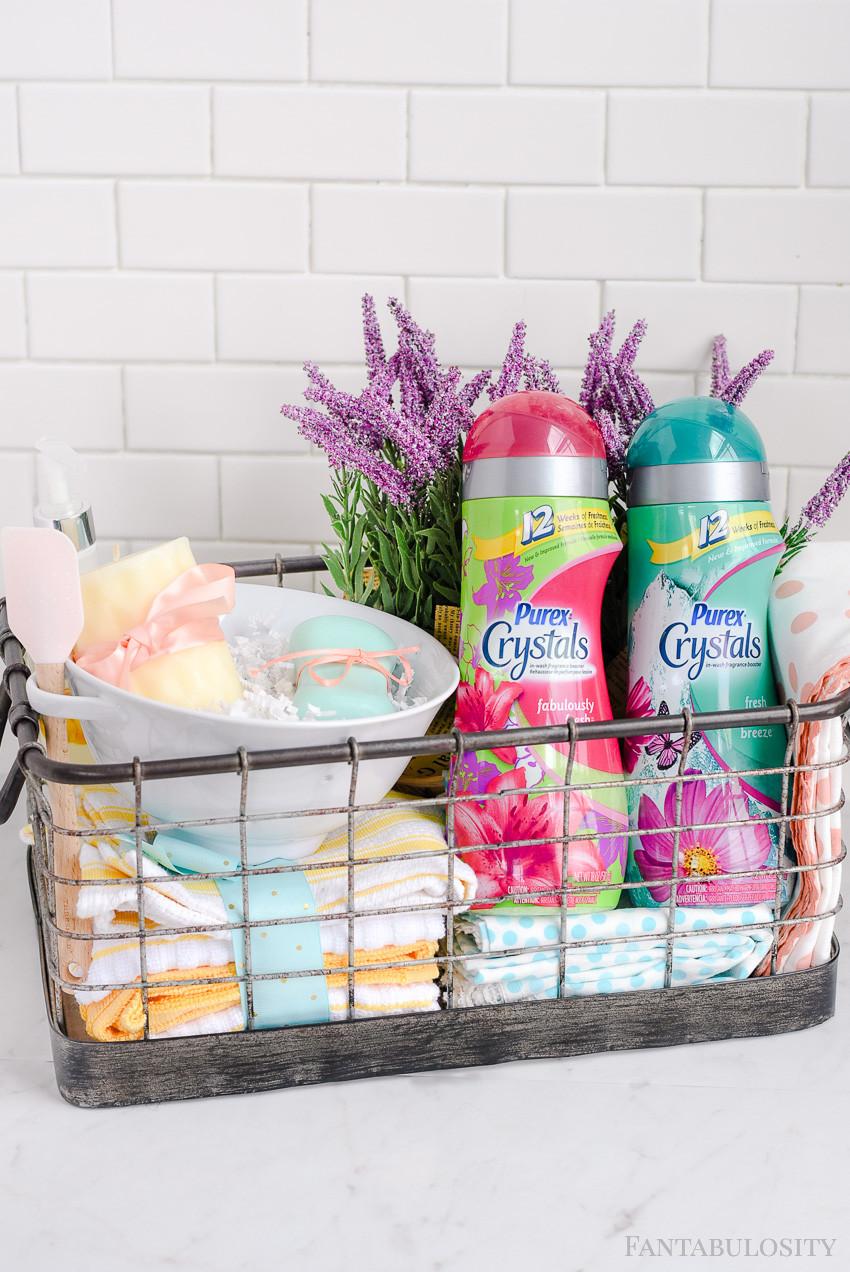 Diy Thank You Gift Basket Ideas  DIY Housewarming Gift Basket Fantabulosity