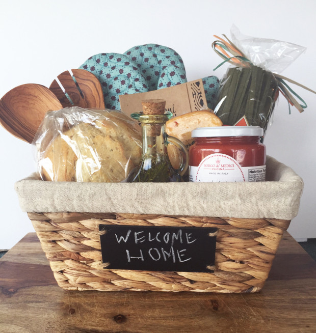 Diy Thank You Gift Basket Ideas  These 20 DIY Housewarming Gifts Are The Perfect Thank You