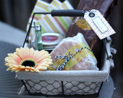 Diy Thank You Gift Basket Ideas  Say Thank You With a Breakfast Basket