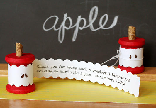 Diy Thank You Gift Ideas  Thank Your Teachers 25 Homemade Teacher Gift Ideas