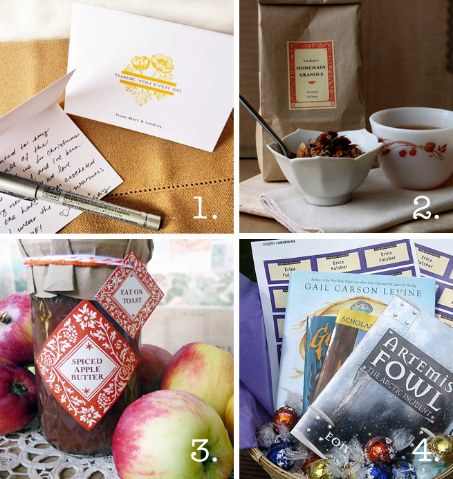 Diy Thank You Gift Ideas  Thank You Teacher Evermine Blog