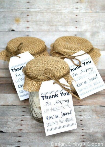Diy Thank You Gift Ideas  Gift Idea and Free Printable The 36th AVENUE
