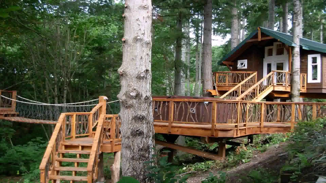 Best ideas about DIY Treehouse Kits . Save or Pin Diy Treehouse Decor Now.