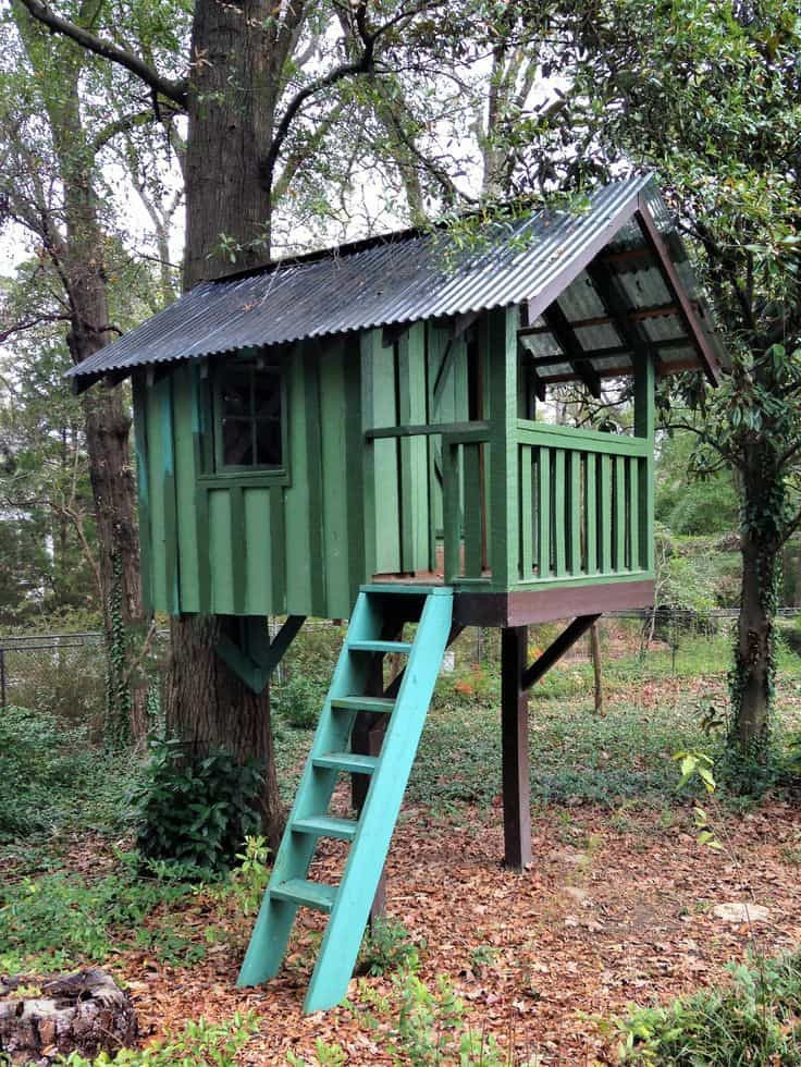 Best ideas about DIY Treehouse Kits . Save or Pin 37 DIY Tree House Plans That Dreamers Can Actually Build Now.