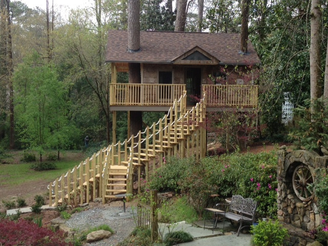 Best ideas about DIY Treehouse Kits . Save or Pin Treehouses built by our Customers Now.