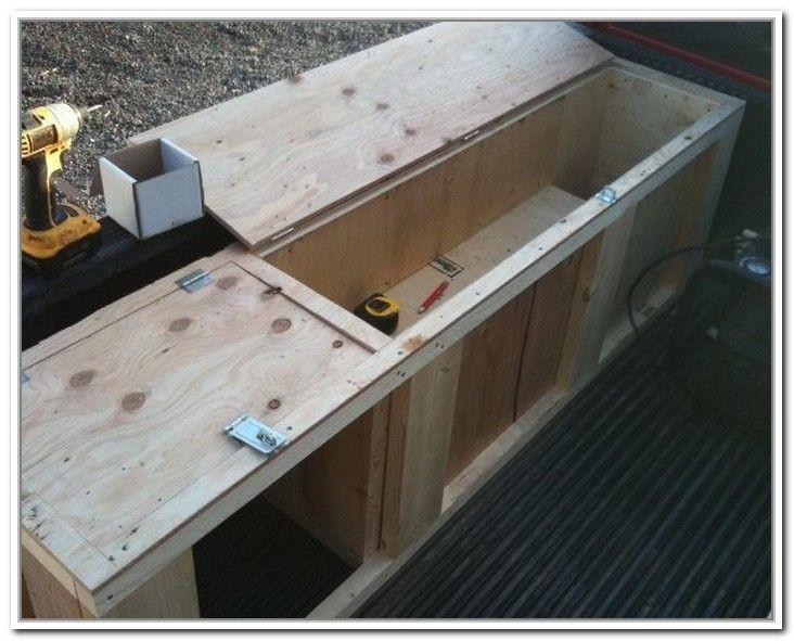 DIY Truck Tool Box  10 best Truck & Tool Storage images on Pinterest