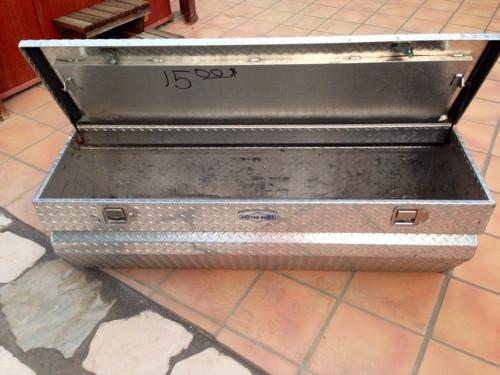 DIY Truck Tool Box  Download Diy Tool Cart Plans DIY garage storage building