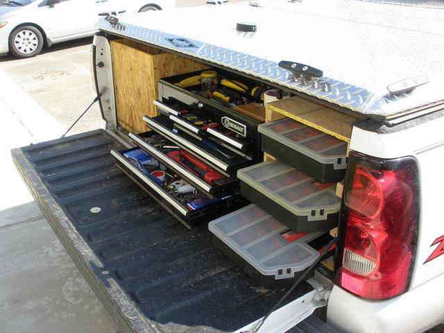 DIY Truck Tool Box  How to Customize Your Truck Bed Storage