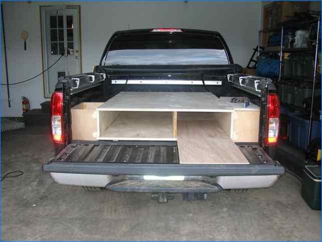DIY Truck Tool Box  Truck Bed Storage Box Diy All forthvac Everything That