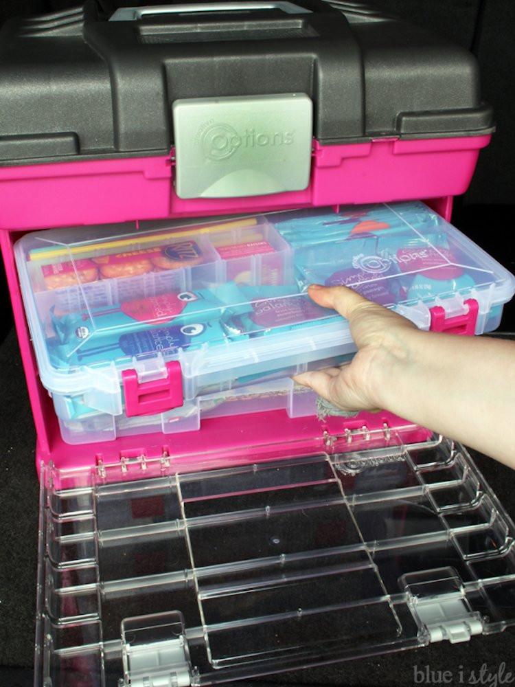 DIY Trunk Organizer  Car Trunk Organizer DIY Car Cleaning Tips 15 Ideas for