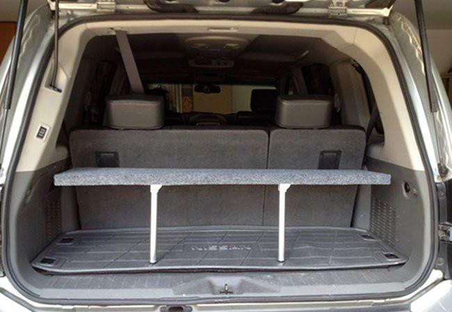 DIY Trunk Organizer  Genius Build a Car Trunk Organizer Bob Vila