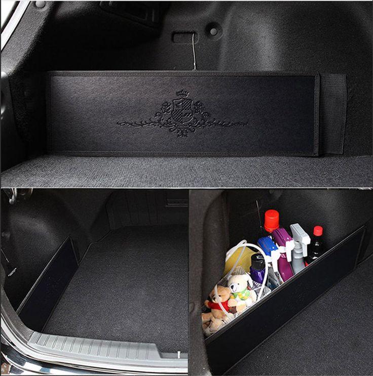DIY Trunk Organizer  Best 25 Car trunk organizer ideas on Pinterest