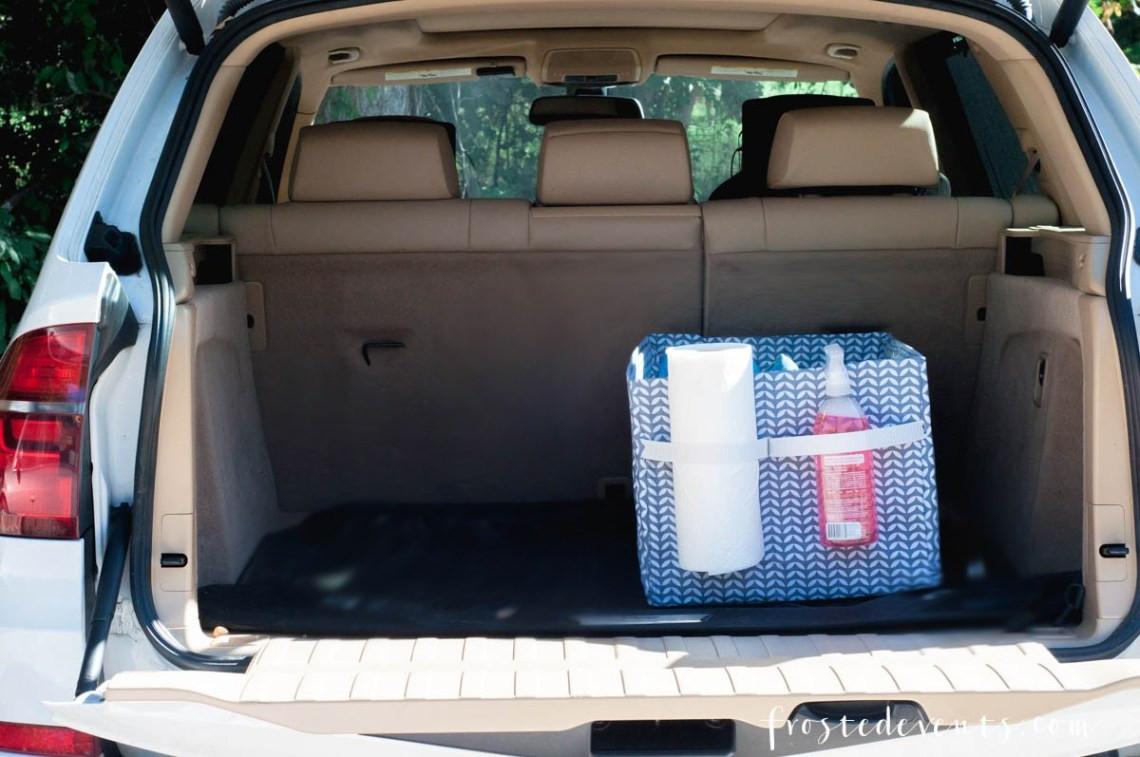 DIY Trunk Organizer  Car Hacks Easy DIY Trunk Organizer for Your Hot Mess Express