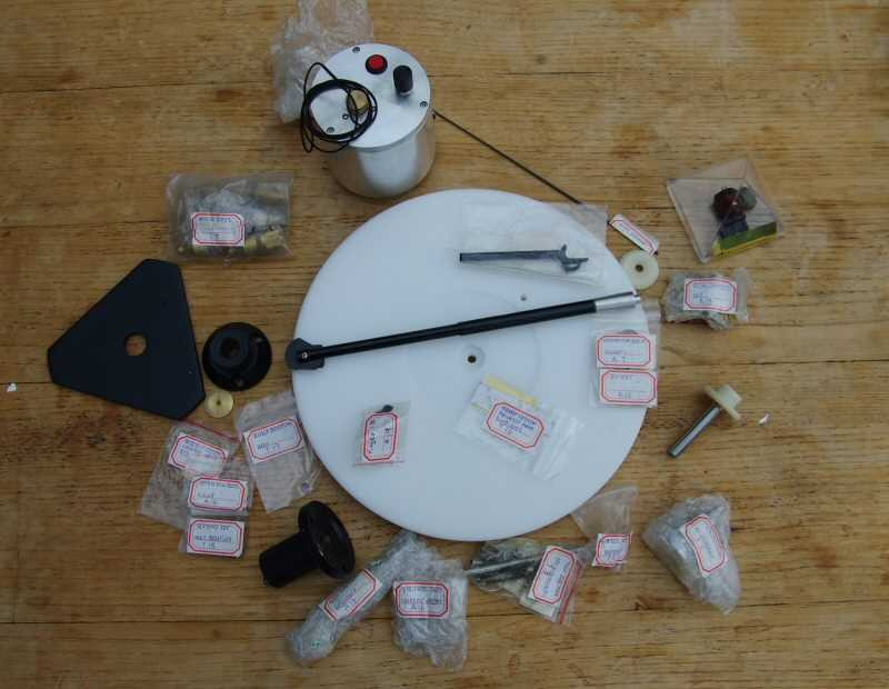 DIY Turntable Kit  [Review] Temaad Audio turntable and arm kit 2 – Part 1