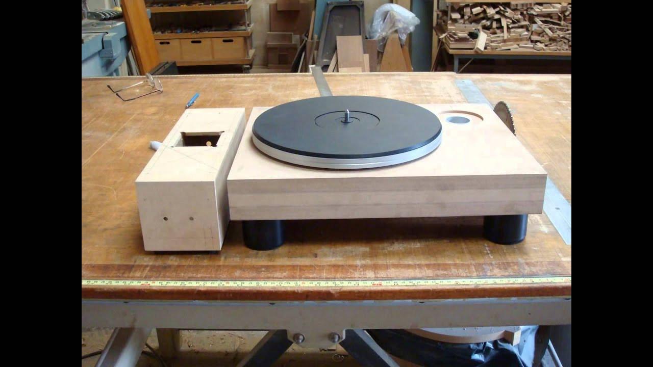 DIY Turntable Kit  DIY Turntable