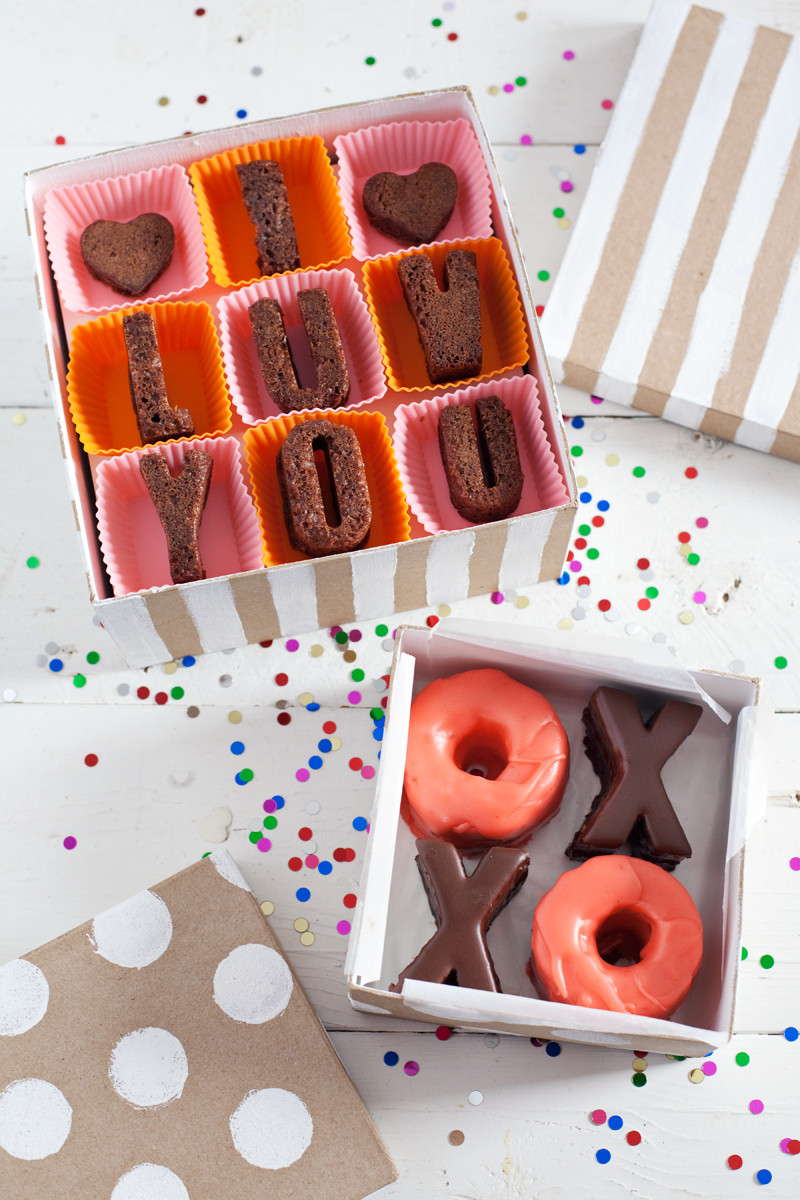 Best ideas about DIY Valentine Box . Save or Pin Homemade Valentine s Day Treat Boxes A Beautiful Mess Now.
