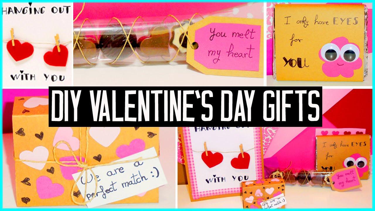 Best ideas about DIY Valentine'S Gifts . Save or Pin Diy Valentine Day Gifts For Boyfriend Einladungub Now.