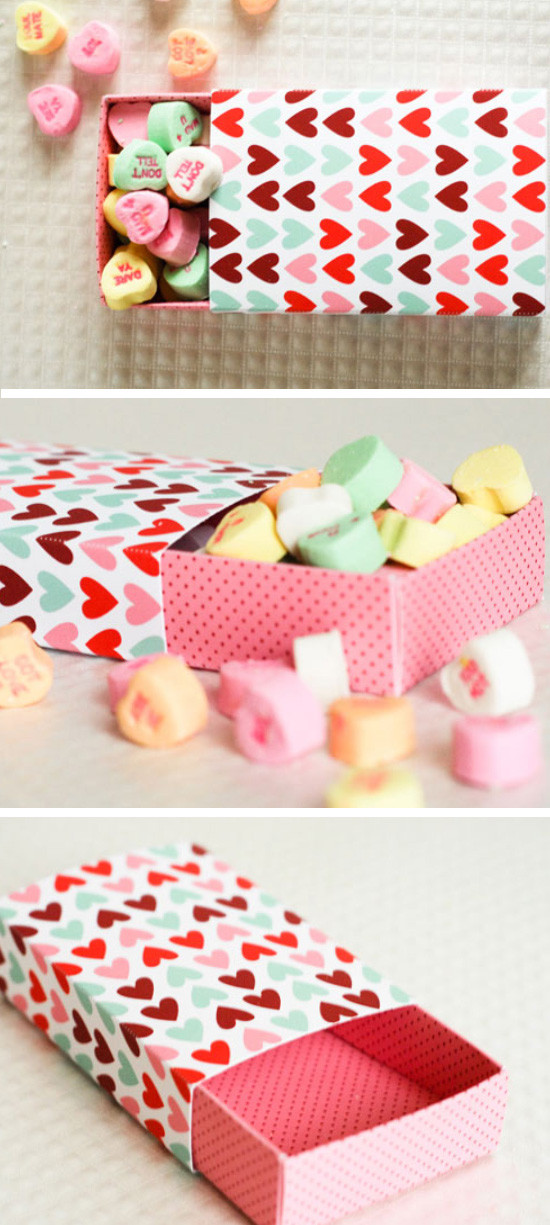 Best ideas about DIY Valentine'S Gifts . Save or Pin 50 Awesome Valentines Gifts for Him Now.