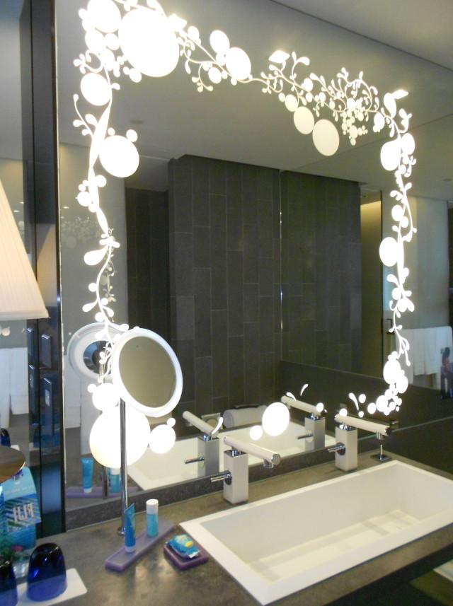 DIY Vanity Lights  Diy Light Up Vanity Mirror