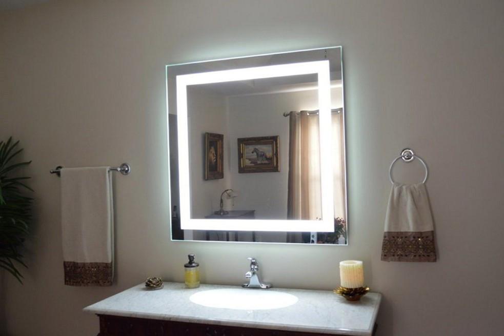DIY Vanity Lights  DIY Vanity Mirror from Scratch and Old Dresser