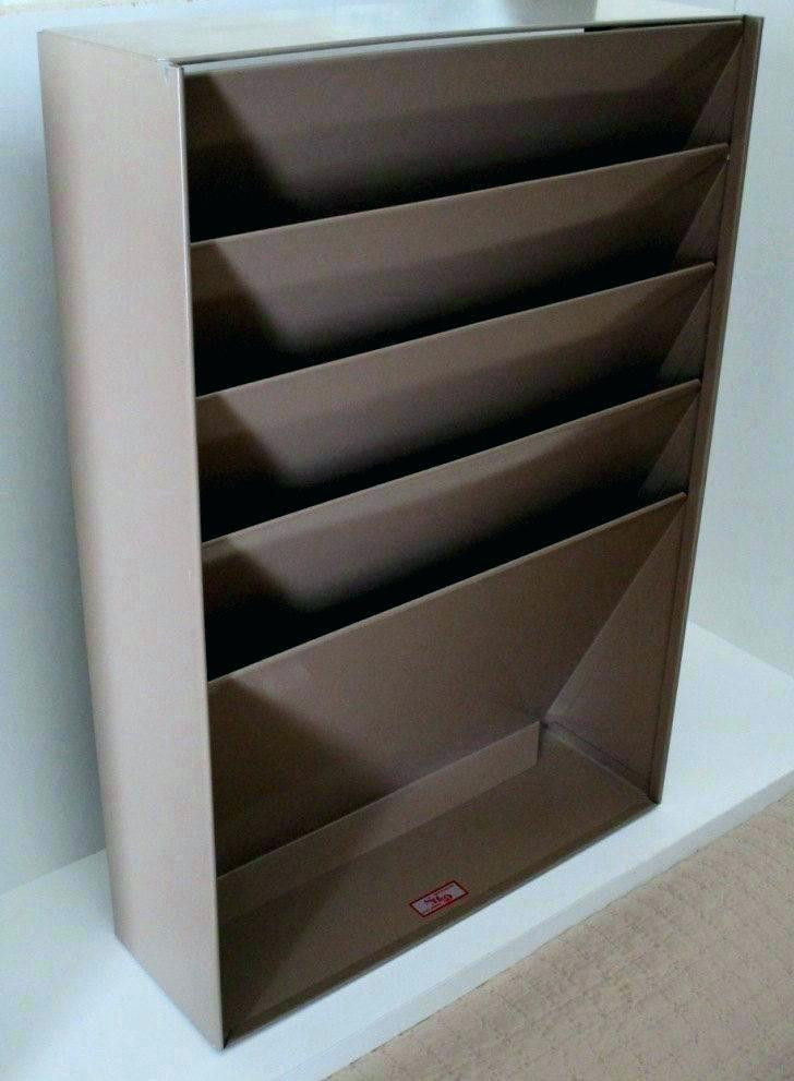 Best ideas about DIY Wall File Organizer . Save or Pin diy wall file holder – historycentre Now.