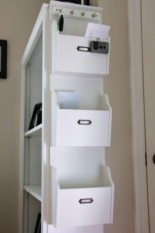 Best ideas about DIY Wall File Organizer . Save or Pin 15 Diy Wall Organizers To Make Your Life Easier Kelly s Now.