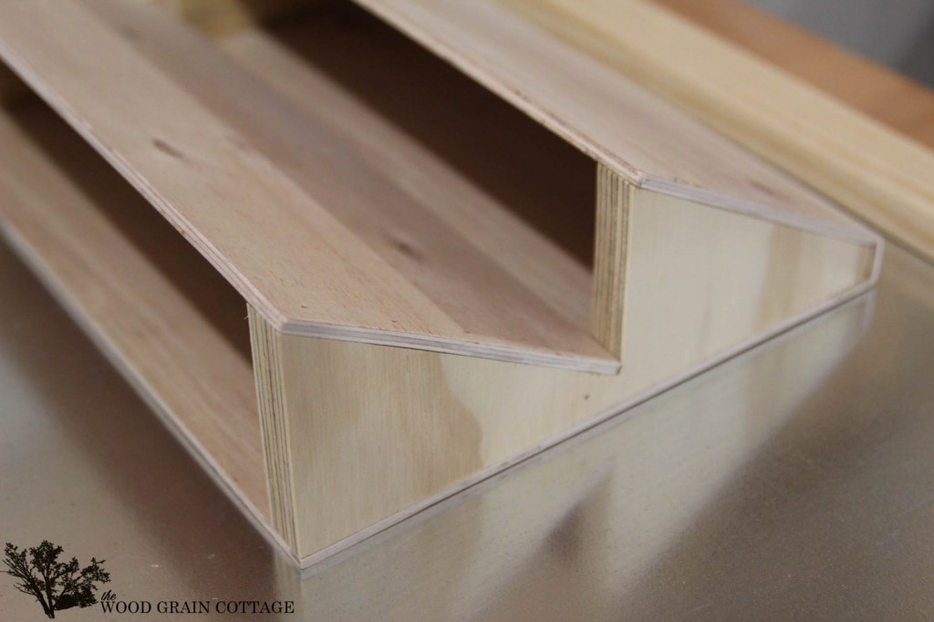 Best ideas about DIY Wall File Organizer . Save or Pin Diy fice Wall Organizer Message Center Tutorial Fox Now.