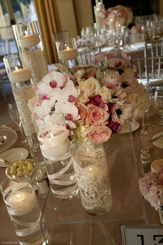 Best ideas about DIY Wedding Decor Ideas . Save or Pin Diy Wedding Decorations Now.