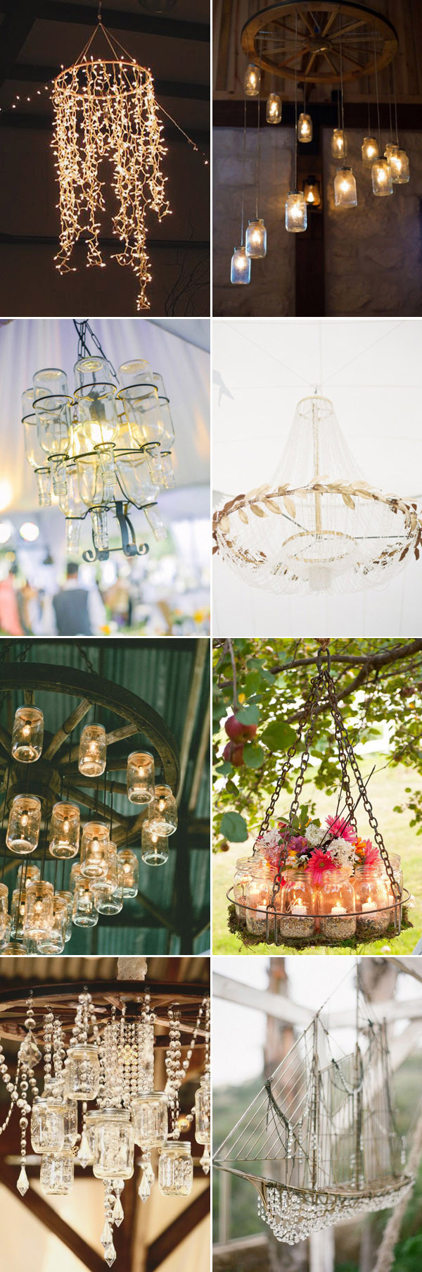 Best ideas about DIY Wedding Decor Ideas . Save or Pin Wedding Decorations 40 Romantic Ideas To Use Chandeliers Now.