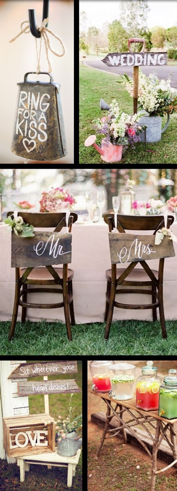 DIY Wedding Decorations On A Budget  30 DIY Weddings Ideas A Bud To Make It Unfor table