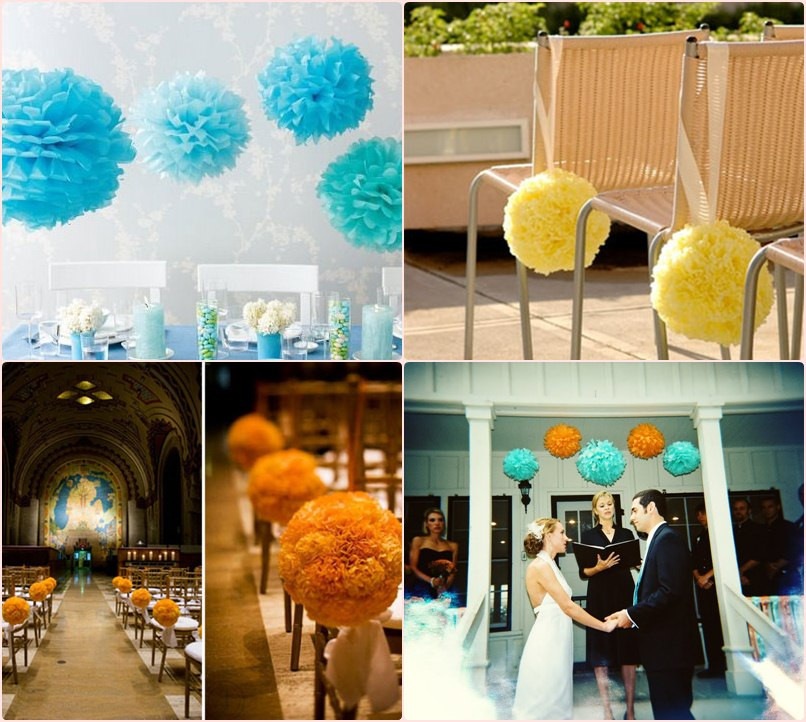 DIY Wedding Decorations On A Budget  7 Cheap and easy DIY wedding decoration ideas