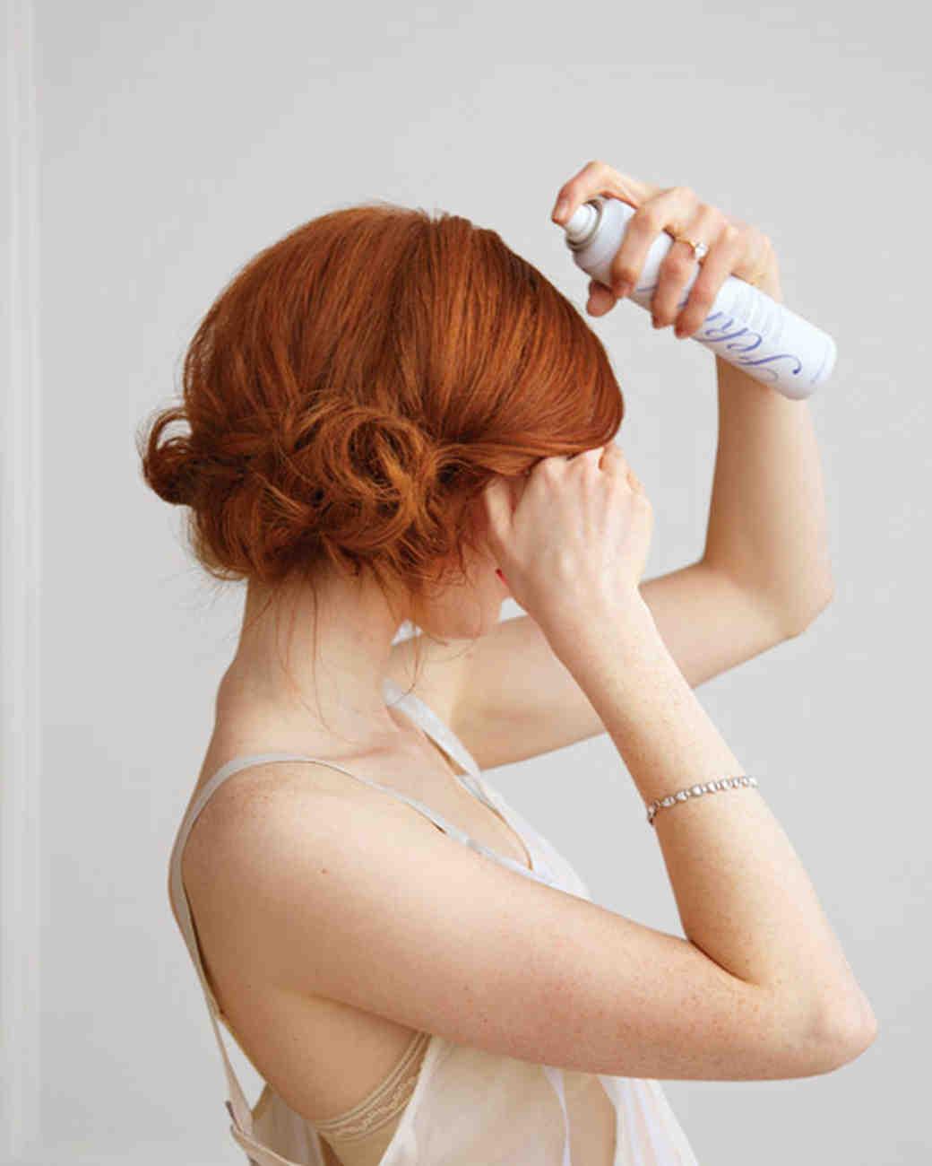 Diy Wedding Hairstyles  DIY Wedding Updos