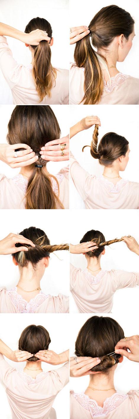 Diy Wedding Hairstyles  Bridal Hairdo DIY Wedding Hair Styles StyleFrizz