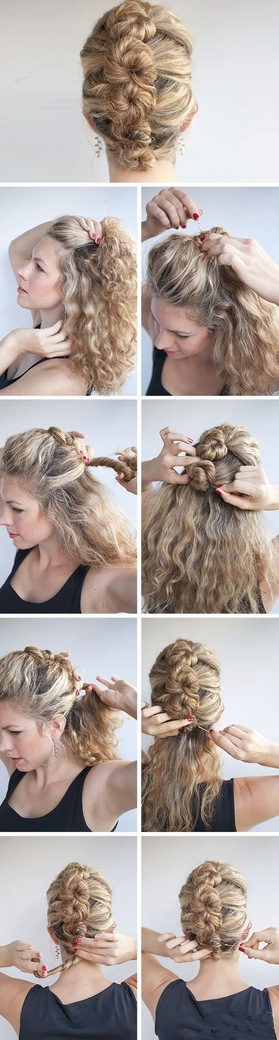 Best ideas about DIY Wedding Hairstyles For Long Hair . Save or Pin Diy Wedding Hairstyles For Medium Hair Now.