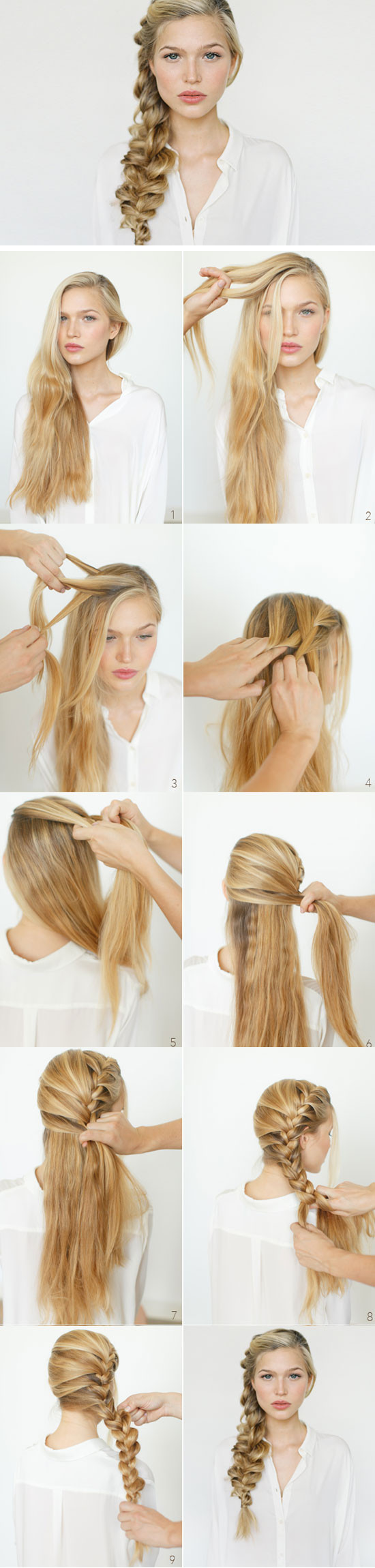 Best ideas about DIY Wedding Hairstyles For Long Hair . Save or Pin Easy DIY Wedding Hairstyles for Long Hair Now.