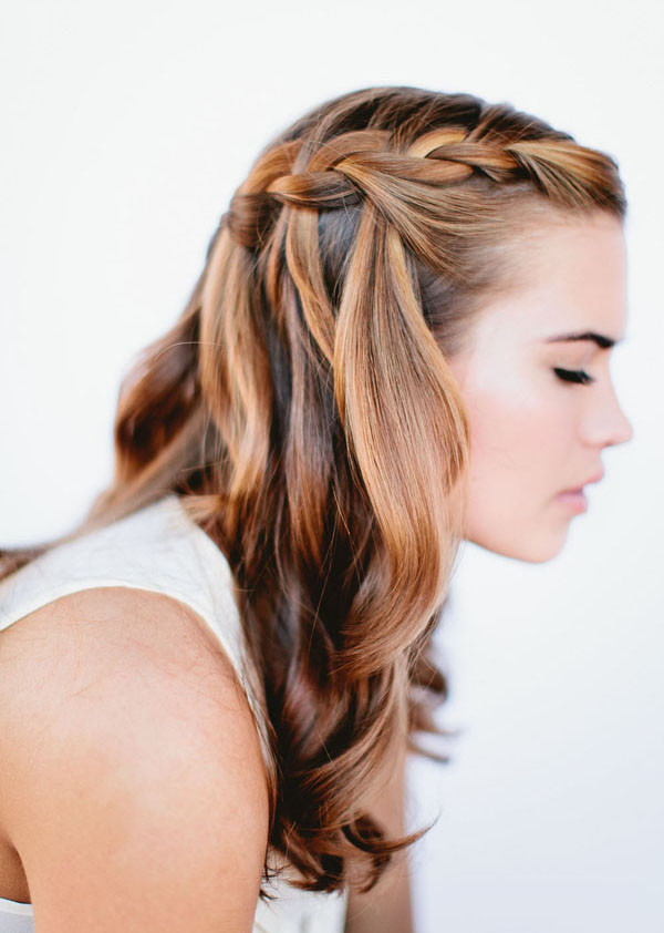 Best ideas about DIY Wedding Hairstyles For Long Hair . Save or Pin Hairstyles for Long Hair DIY Weddings Now.