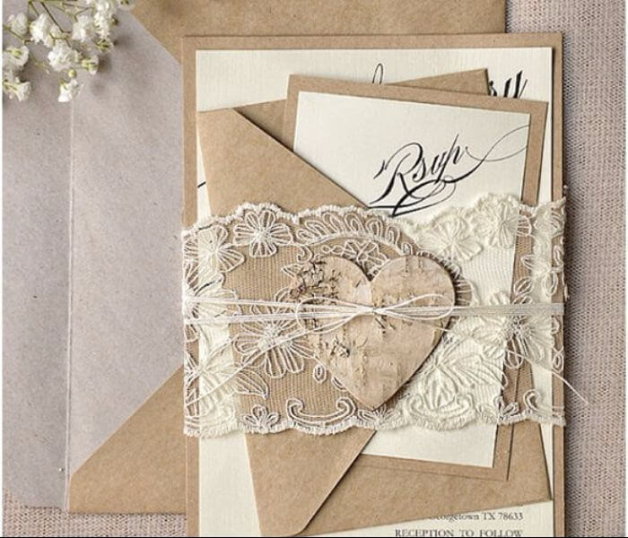 Best ideas about DIY Wedding Invitation . Save or Pin 10 Wonderful DIY Wedding Invitations Kits Now.