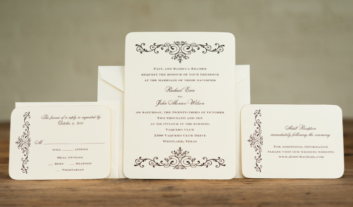 Best ideas about DIY Wedding Invitation . Save or Pin DIY Wedding Invitations Premier Weddings Now.